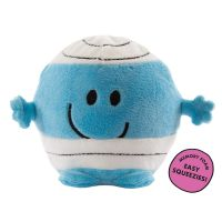 Mr Men Bump Memory Foam Squeezy Squishy - Stress Ball Toy