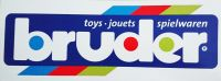 Bruder Toys Sticker 10050