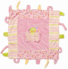 Betty Butterfly Cozy Baby Comforter
