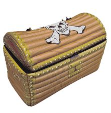 Treasure Chest - Extra Large Inflatable Blow Up