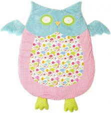 Olive Owl New Baby Play Mat