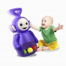 Teletubbies Tinky Winky Inflatable Rocker  Bopper