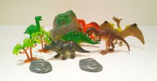 Dinosaurs in a Tub - 11 Figures