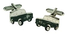 Land Rover Defender Jeep Cufflinks