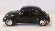VW Beetle (Hard Top) Classic Die Cast Model Car 1:38 Scale