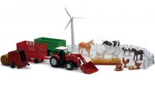 Farm Country Life Play Set - 22 items