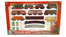 Train Set Classic Deluxe - 35 Pieces