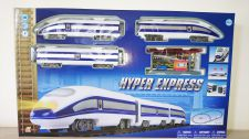 Hyper Express Train Set - 20 Pieces