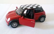 Mini Cooper Die Cast Model Car