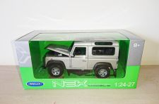 Land Rover Defender Diecast Model Car 1:24-27 Scale