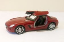 Mercedes-Benz SLS AMG Die Cast Model Car