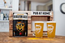 Pub At Home - Make Your Own Lager - Victor's