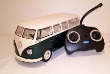 VW Green Campervan Remote Control