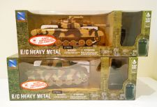 Military Tank Remote Control - German & British