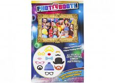 Photo Booth Selfie Adult Party Props - 12 Pack