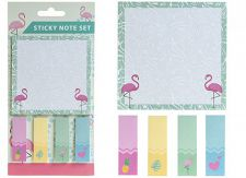 Flamingo Design Sticky Note Set