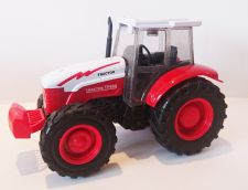 Tractor - Die Cast Tractor with Engine Sounds