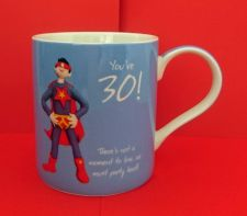30th Birthday Mug - Male - You're 30