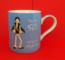 50th Birthday Mug - Male - You're 50