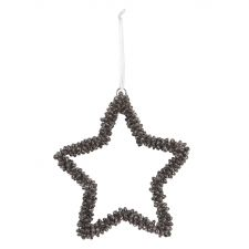 Small Star of Bells Decoration