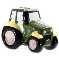 Novelty Farm Tractor Money Box