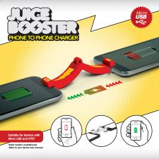 Juice Booster - Mobile To Mobile Charger