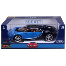 Bugatti Chiron Car Scale Model 1:18