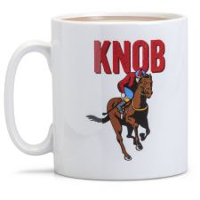 Knob Jockey - Say What You See Mug