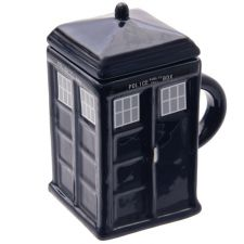 Police Telephone Box - Novelty Ceramic Mug