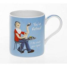 Retirement Mug - Male - You've Retired!