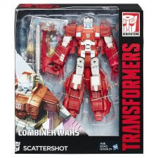 Transformer Combiner Wars Scattershot Action Figure