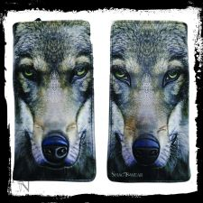 Wolf Purse - Large - Nemesis Now