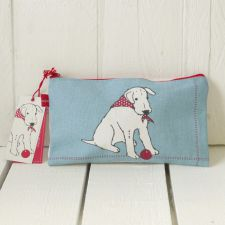 Douglas Zip Purse - Douglas The Boy Wonder - The Little Dog