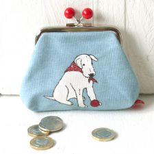 Douglas Clasp Purse - Douglas The Boy Wonder - The Little Dog