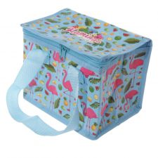 Flamingo Tropical Picnic Cool Bag Lunch Box