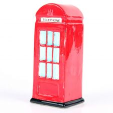 Telephone Box Red Money Box