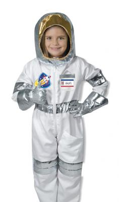 Melissa & Doug Astronaut Fancy Dress Outfit