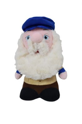 Uncle Albert - Only Fools and Horses Talking Character Plush Standing