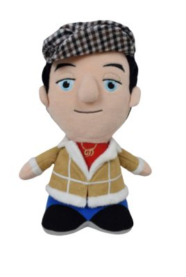 Del Boy - Only Fools and Horses Talking Character Plush Standing