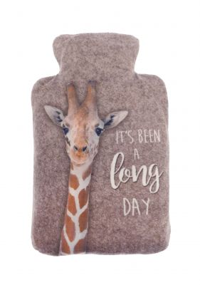 Giraffe Snug Warmer Wheat Bag