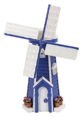 Windmill - Fairy Garden - Indoor or Outdoor - Miniature World