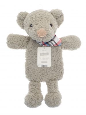 Grey Mouse Snuggly Hot Water Bottle - Country Club