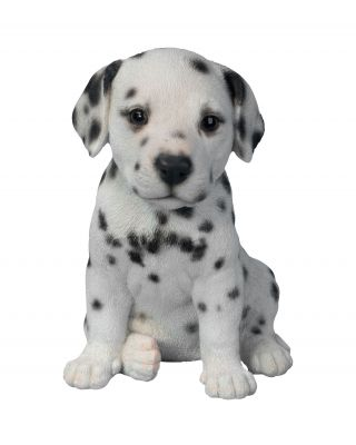 Dalmatian Puppy Dog - Lifelike Ornament Gift - Indoor or Outdoor - Pet Pals