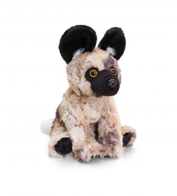 African Hunting Dog Plush Soft Toy - Keel