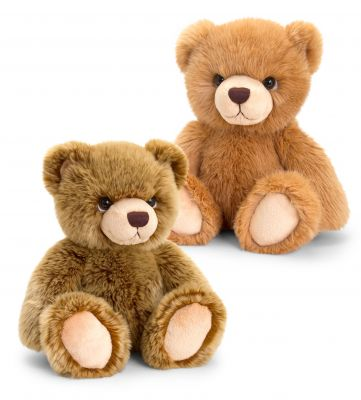 Bertie Bear Soft Toy - Signature Cuddle Teddies - Keel