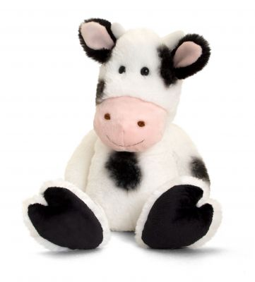Cow Farm Plush Soft Toy 25cm - Love To Hug - Keel