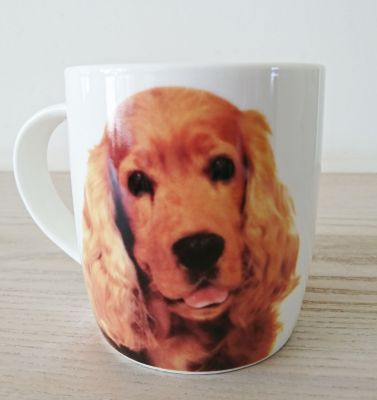 Cocker Spaniel Dog Mug - Dog Lovers Gift