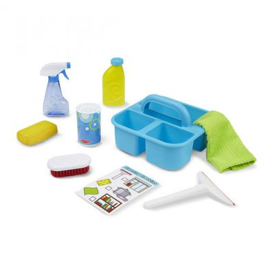 Melissa & Doug Let's Play House Cleaning Spray, Squirt & Squeegee Set