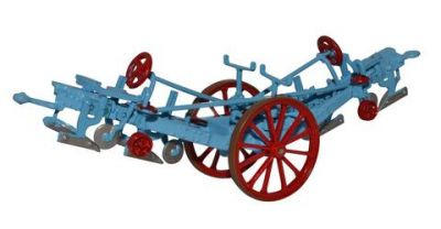Fowler Plough Diecast Model 1:76 Scale OO Gauge - Oxford