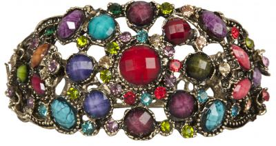 Moroccan Style Coloured Bracelet